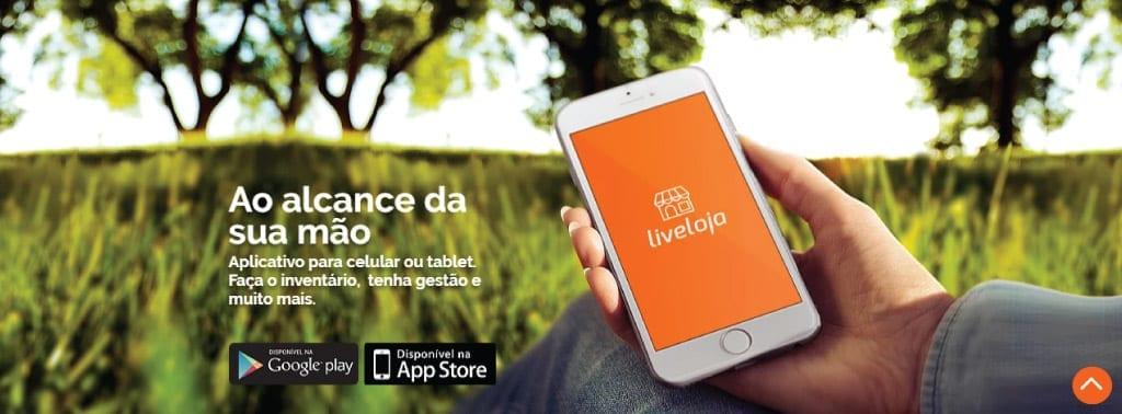 Disponível para Android e iOS
